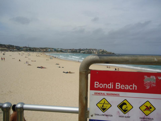Bondi Beach and the Eastern Beaches