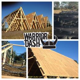 Warrior Dash Obstacles