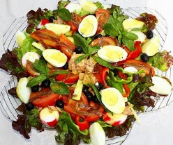 Easy healthy recipes: Genovese salad