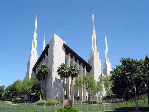 Las Vegas Nevada LDS (Mormon) Temple