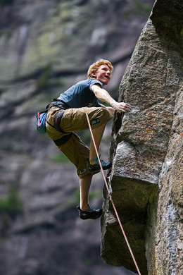 Someone knows this climber? from loricaman78 Source: flickr.com