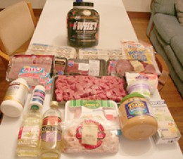 sample of foods sorry for the small pic