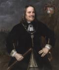 Portrait of Admiral Michiel de Ruyter, by Hendrick Berckman