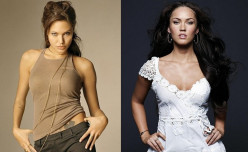 Angelina Jolie vs Megan Fox