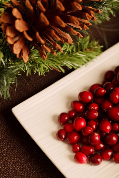 Cranberries can be made into a healthy and delightful sauce for special occasions.