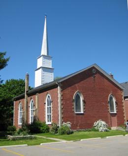 St Andrew's Presbyterian Church, Scarborough, Ontario
