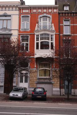 Avenue Emile Digneffe, Liège