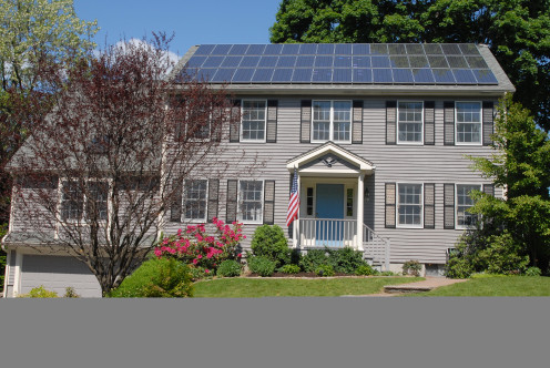 Even partially powering your home with solar energy can save you hundreds of dollars a year.