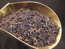 Loose-leaf blend of black teas by English Westminster.