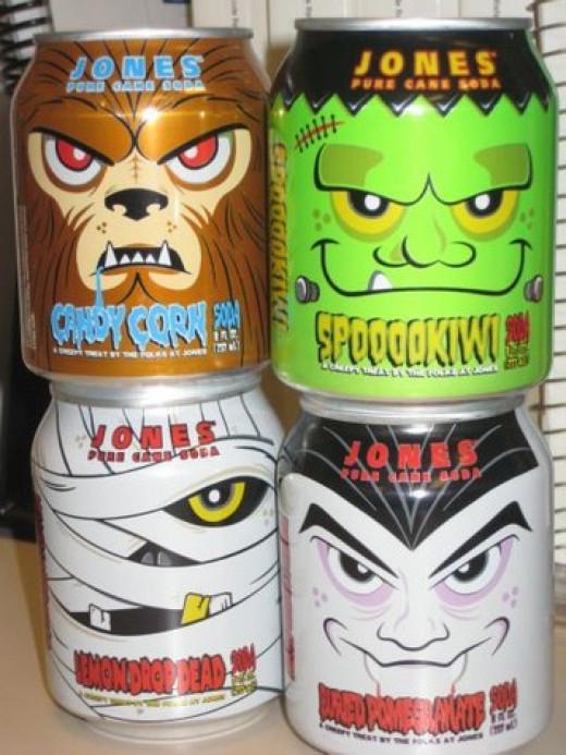 Spooky soda! But how does it taste?