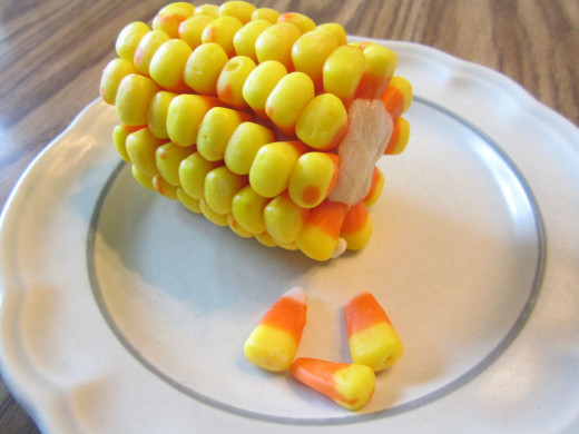 It's corn on the cob! It's candy! It's...actually not very good.
