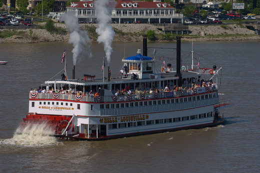 This is one of Louisville's most iconic landmarks. We went for a night cruise and dinner and had a great time.