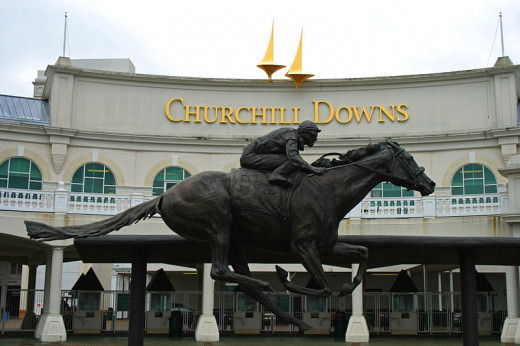 Churchill Downs is a must see even in the off season. We didn't get to see a race but we learned a lot in the museum and tour.