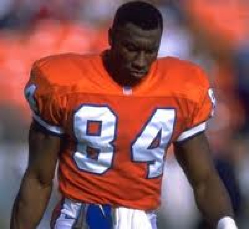 Shannon Sharpe was one of the best tight ends to ever play for the Denver Broncos. He also was a sports commentator for football on television for a long time.