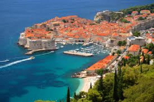 Dubrovnik of the greater attractions of Croatia