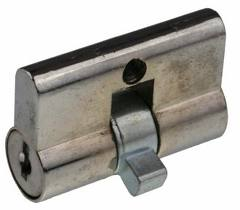 Low Profile Security Door Cylinder