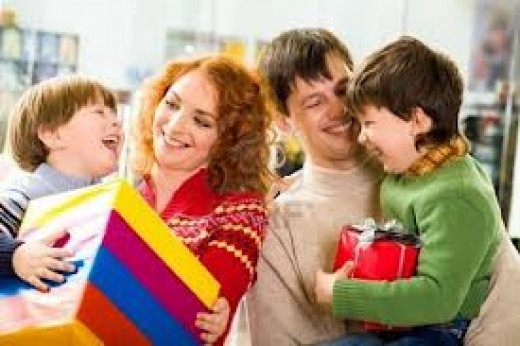 There are varying parental styles as there are parents.Ultramodern parents believe that children are their own beings with their own individual lifepath which should be respected.  They act as mere conduits to their children.