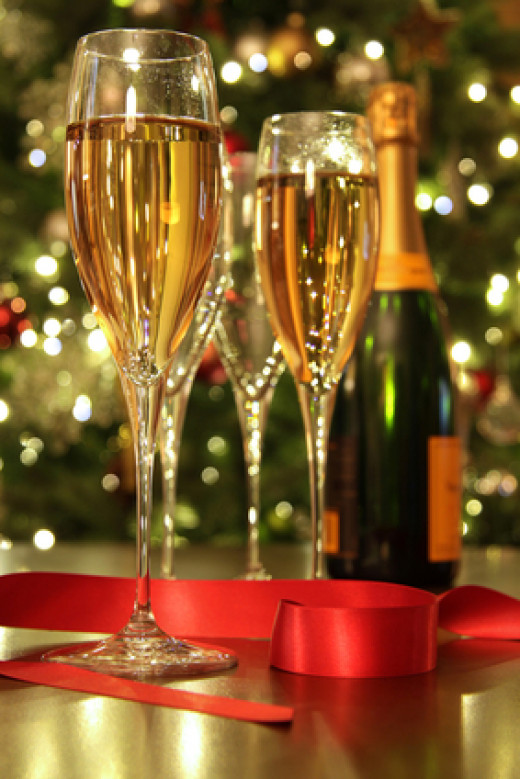 Celebratory Champagnes & Wines for the Cost Conscious Couple