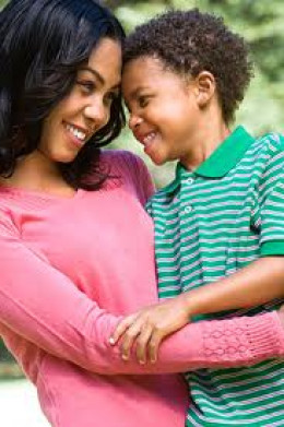 Moderate parents believe in establishing certain parameters for their children to follow.  However, they believe in  the innate worth of a child and encourage him/her to have automony in his/her life.