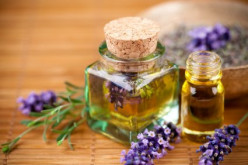 Natural Health: Essential oils and herbs.