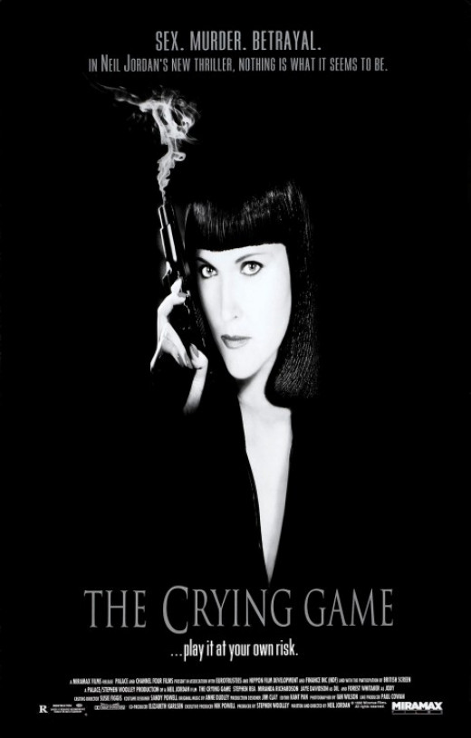 The Crying Game Movie Poster