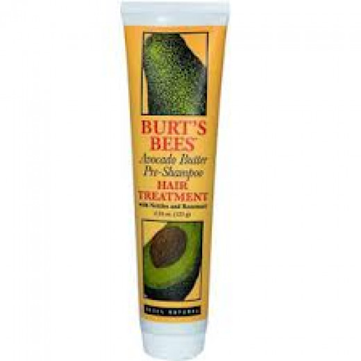 The avocado treatment for your hair.