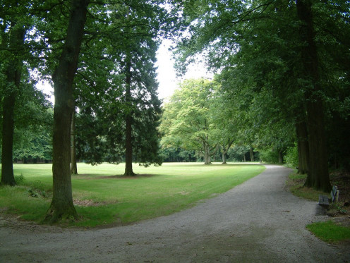 Philips de Jongh Park in Eindhoven (Strijp)
