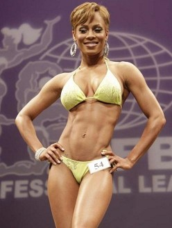 The Top 15 IFBB Bikini Competitors - 2010