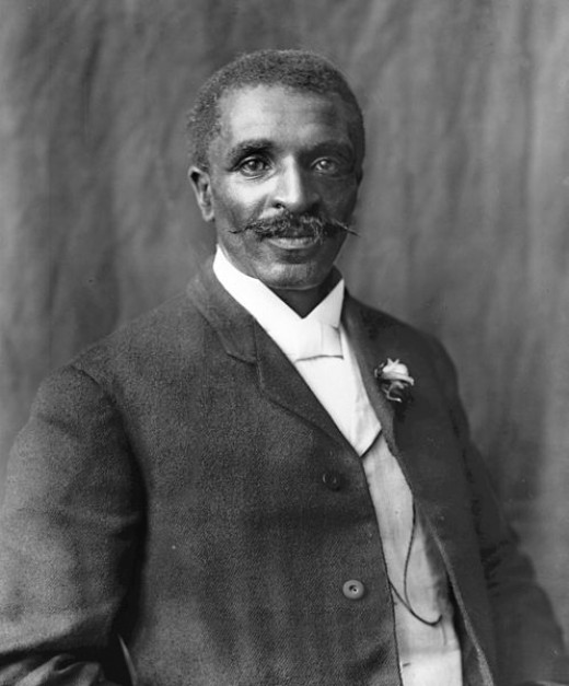 George Washing Carver