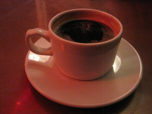 That regular coffee you're drinking after dinner may really be decaf.