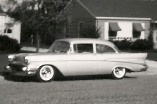 1957 Chevrolet, 210 Series