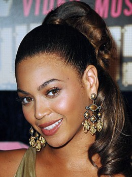 Beyonce Classy Hairstyle