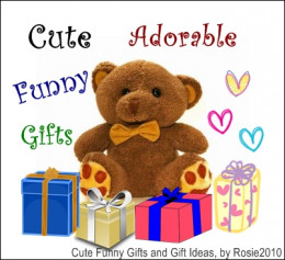 - 2013 Cute Funny Gifts for under $10 $20 $30 $40 $50 Gift Ideas, by Rosie2010 -