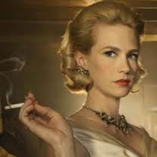 Betty Francis (Draper)