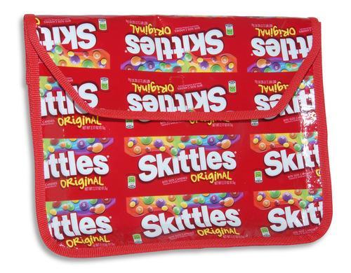 http://commons.wikimedia.org/wiki/File:Skittles-laptop-sleeve.jpg
