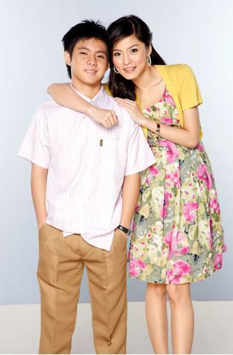 Jiro Manio and Kim Chiu