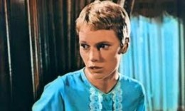 Rosemary's Baby, a chic, horror classic.