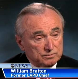 William Bratton, Former LAPD Police Chief