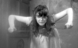 Jill Banner as Virginia, the troubled child with ambitions of spiderdom.
