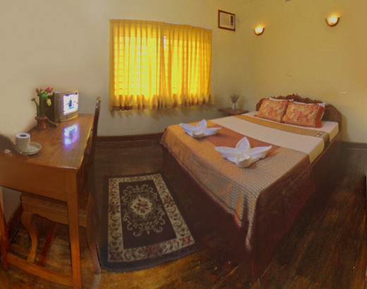 Pics from Home Sweet Home Hostel in Siem Reap Cambodia. Pictured room is $8.00 per night.