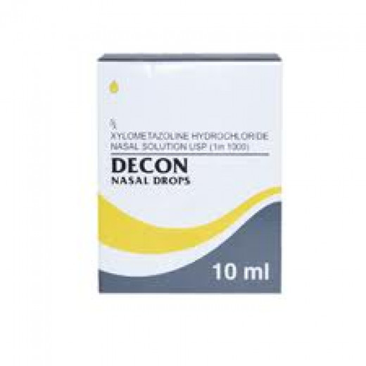 Decon Nasal solution