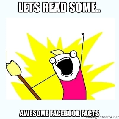 Awesome Facebook Facts