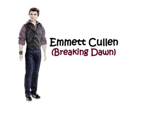 Emmett Cullen Doll
