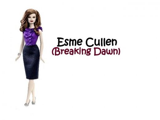 Esme Cullen Doll