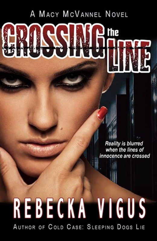 Book 2 in the Macy McVannel series