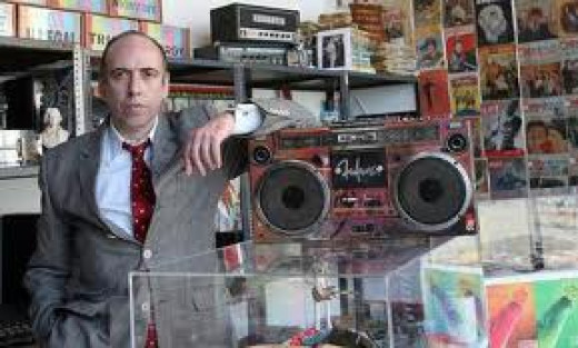 The Clash guitarist, Mick Jones.