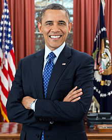 The President of the United States, Barack Obama