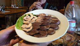 Horse meat is served as part of the stable diet in some European Countries.