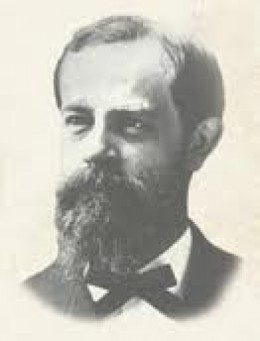 George Wingate.