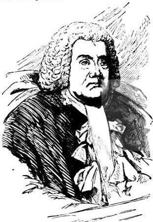 A eighteenth century judge. Robert Dundas of Arniston, the younger (son of Robert Dundas)